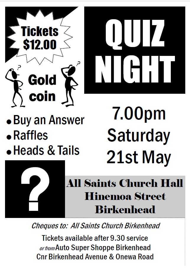 Quiz Night AD
