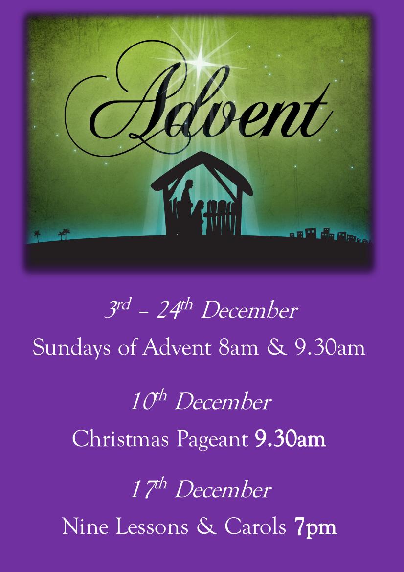 Advent poster 2017 website