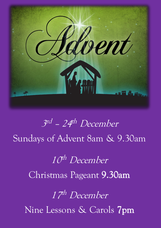 Advent poster 2017 website