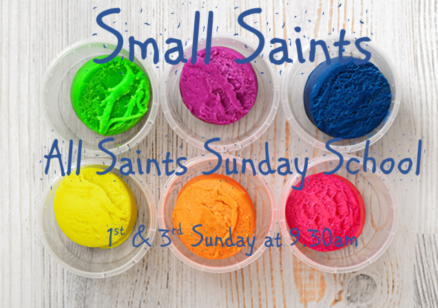 Small Saints poster draft 1